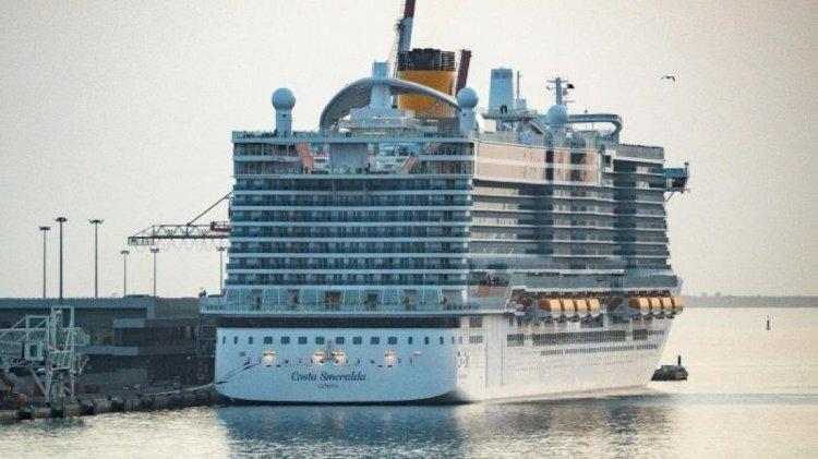 Costa Cruise Gemilerin Rotaları Belli Oldu