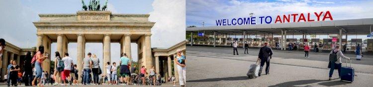 Alman Tur Opretörleri Türkiye'de ciddi Turizm başarısı Bekliyor