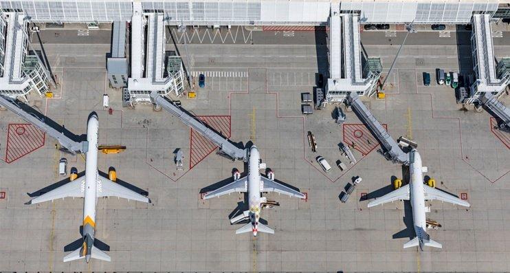 Münih Havalimanı Terminal Biri Yeniden Açıyor