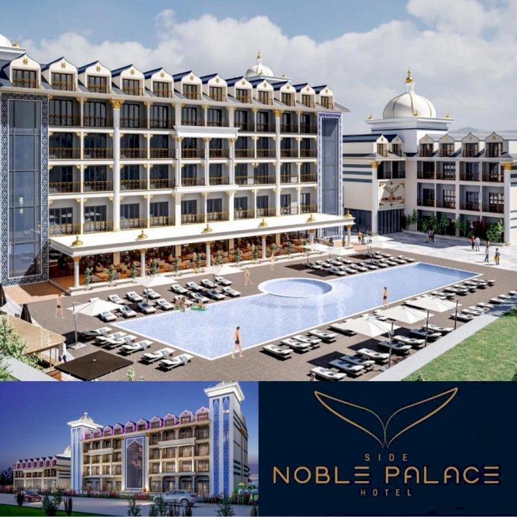 Side Noble Palace Hotel 5 yıldız