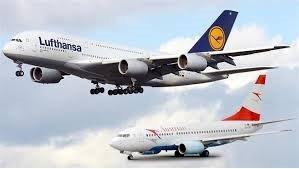 Lufthansa Austrian Airlines dan Ücretsiz Covid-19 antijen testi