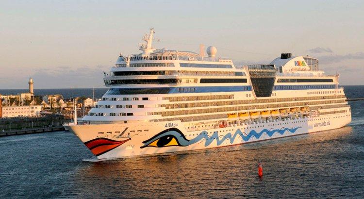 TUI Cruises Aida, Kasım ayında yolculukları iptal etti