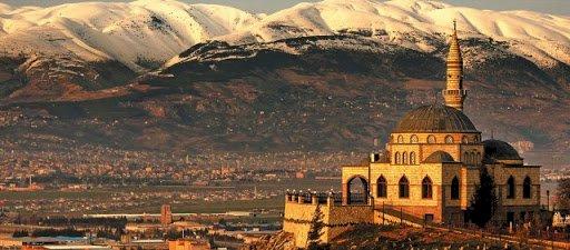 Kahramanmaraş Akdeniz Turizm Nostaljisi