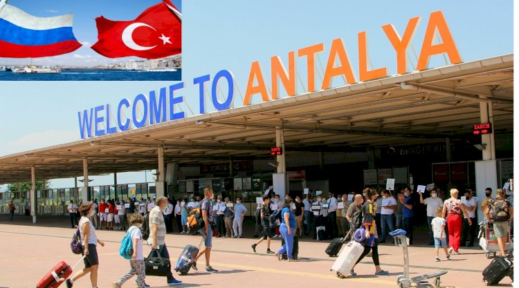 Rusya'dan Türk Turizmini Sevindiren Haber Geldi