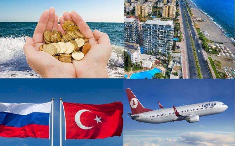 Rus Turistlerden, Türkiye Tatilini İptal Etmeyenler Kazançlı