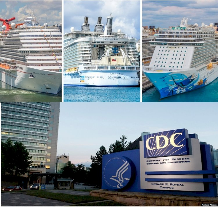 Cruise Gemilerine Aşılı Yolcu Dönemi Başladı