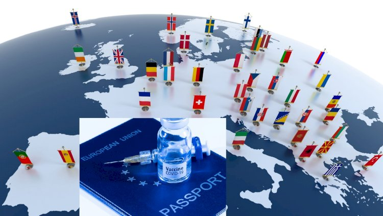 AB Ülkeleri, Aşılı Turistlere Girişi Serbest Bıraktı