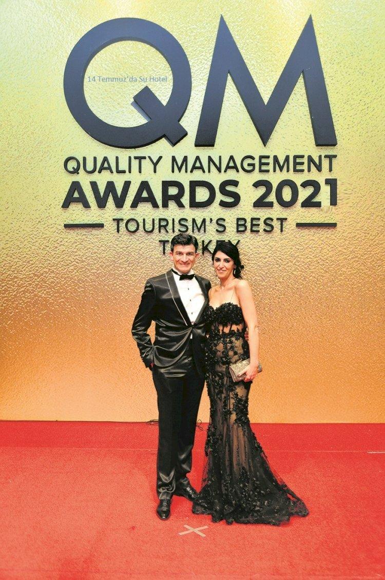 Turizmin Oscar'ı QM Awards 2021
