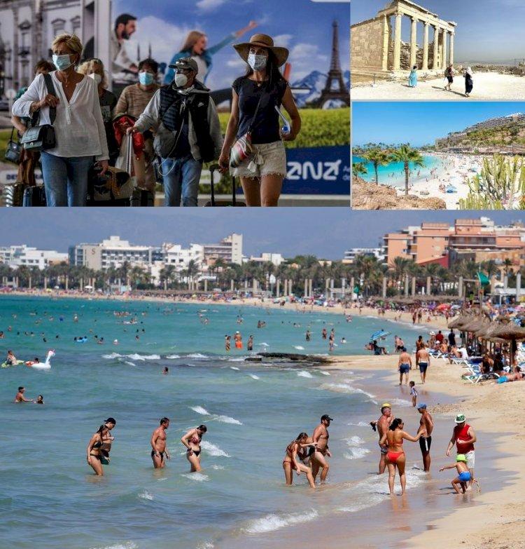 İspanya, Yunanistan ve İngiliz Turizmi, Kısıtlamaları Sıkılaştırıyor