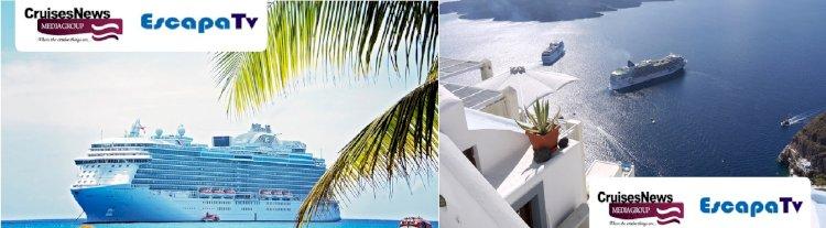 CruisesNews, Escapa TV Ortaklığı Başladı