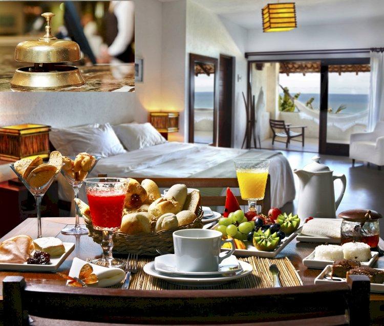 Amerika'da Otel Misafirleri Oda Kahvaltıyı Geri İstiyor