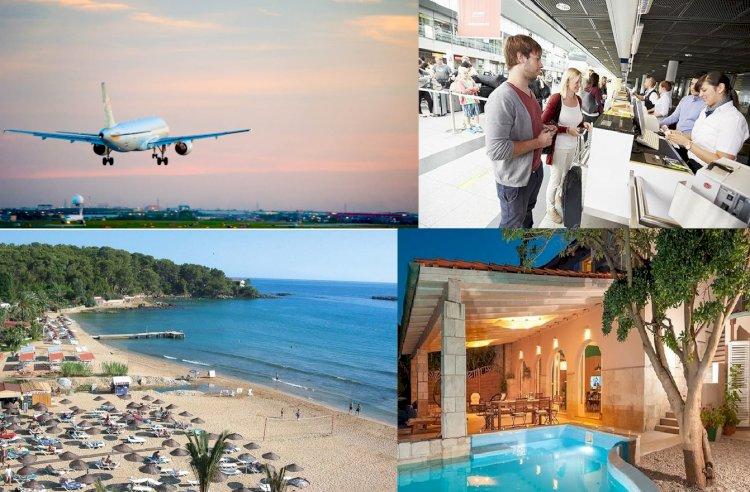 Tatil yapacaklara odalar ve uçuşlar pahalanıyor