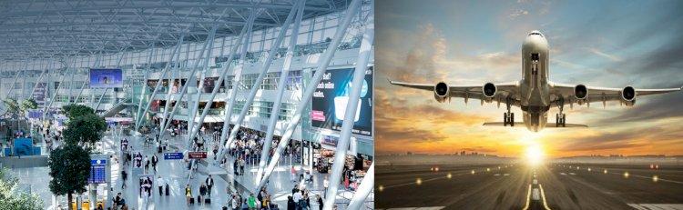 Almanya'da Haziran Uçuşlarında 300.000 Yolcu Etkilendi