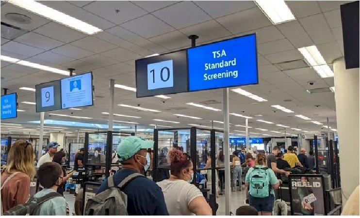TSA İstatistiği Hafta sonları Ciddi Seyahat Talebi Var