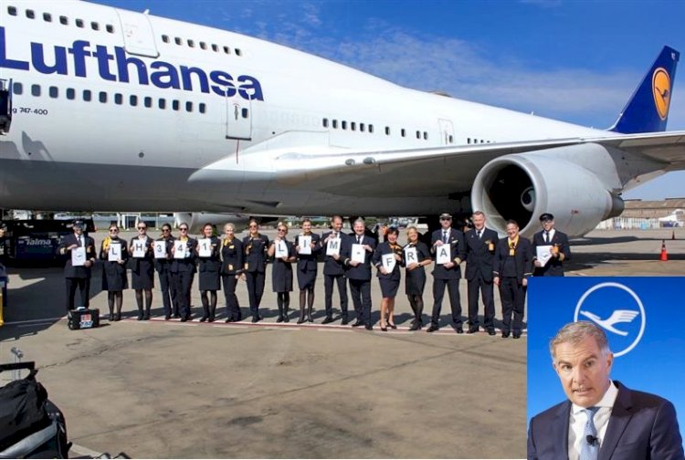 Lufthansa Devlet Kredilerini Zamanında Ödemek İstiyor