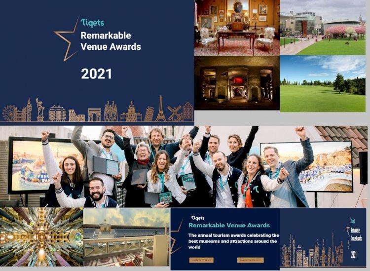 Turizm Olağan Üstü Mekan Ödülleri 2021'i Duyurdu