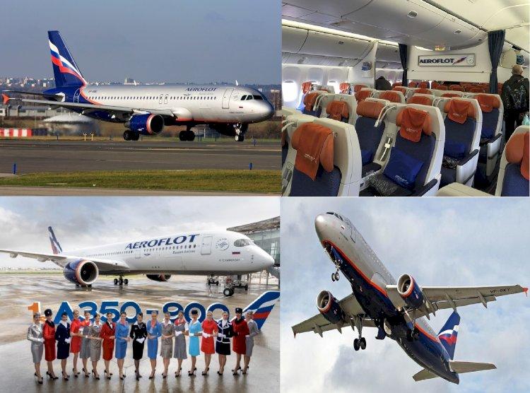 Aeroflot Dünya Havayollarının En dakik'i