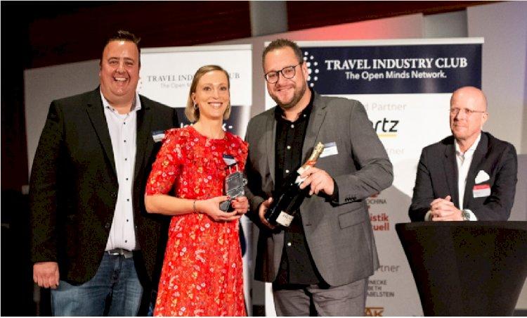 Turizmi Yeniden Canlandırmaya, Manifesto İçin TIC Ödülü